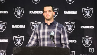 Carr: I was just trying to win for my teammates