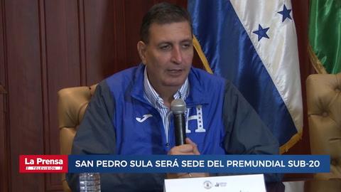 San Pedro Sula será sede del Premundial Sub-20 de la Concacaf