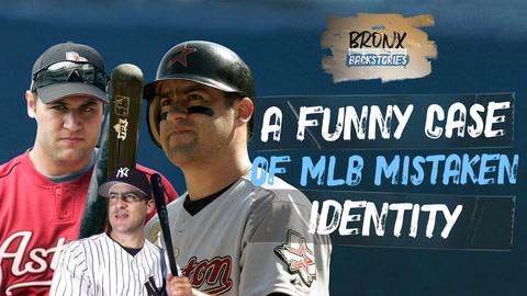 A funny case of MLB mistaken identity
