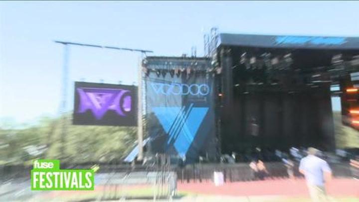 Festivals: Voodoo 2012: Delta Rae Interview 3