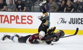 Golden Knights React to First Preseason Loss – Video