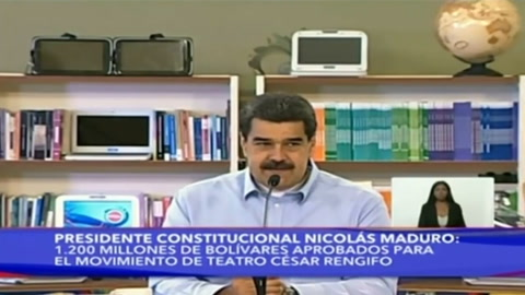 Maduro emprende diálogo con sector opositor venezolano al margen de Guaidó