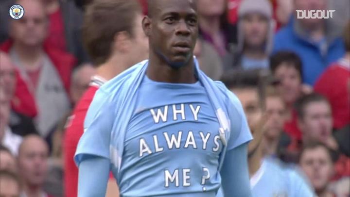 Mario Balotelli: 'Why Always Me?'