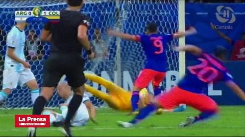 Argentina 0-2 Colombia (Copa América 2019)