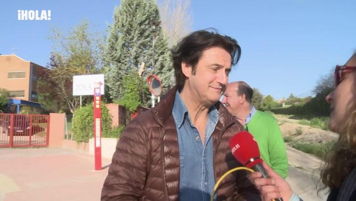 \'Poty\', buen amigo de Paula Echevarría y David Bustamante, se pronuncia sobre la relación de la actriz con Miguel Torres
