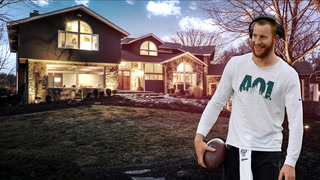 QB Carson Wentz Quits This Gorgeous New Jersey Home