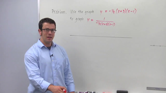 The Reciprocal Transformation - Problem 2