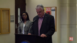 Sisolak on social distancing – VIDEO