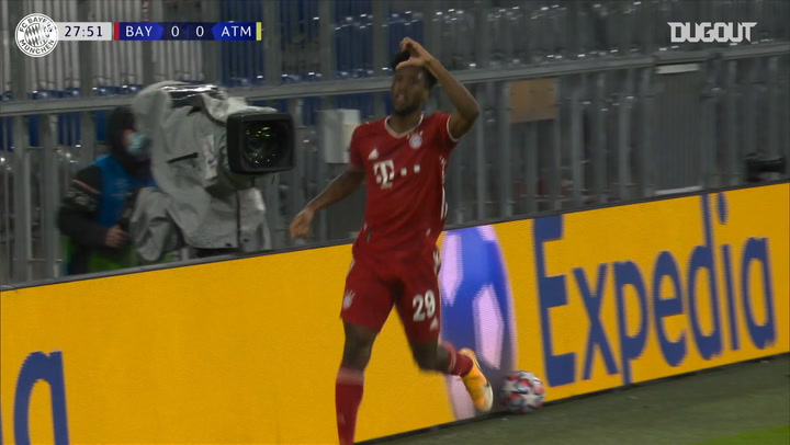 Bayern Münih'in 2020-21 Şampiyonlar Ligi'nde Şu Ana Kadar Attığı Tüm Goller