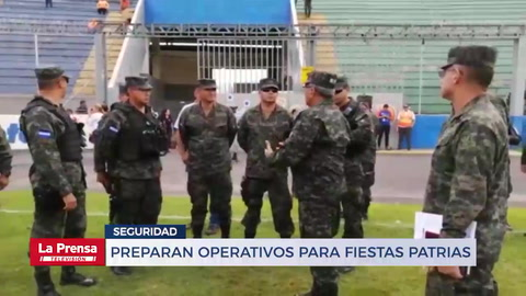 Noticiero LA PRENSA Televisión, edición completa del 10 de septiembre del 2019