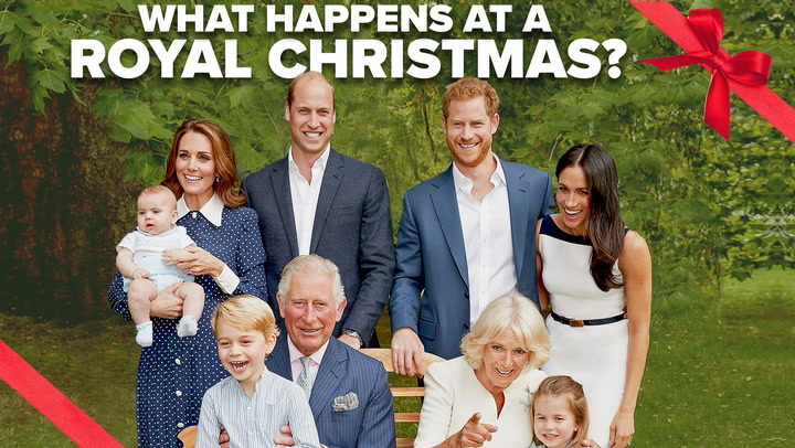A Royal Christmas.What Actually Happens At A Royal Christmas
