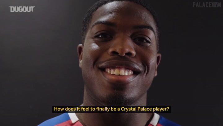 Nathan Ferguson's first interview after Crystal Palace transfer