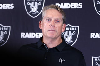 Jack Del Rio announces Oakland Raiders fired him following loss to Chargers