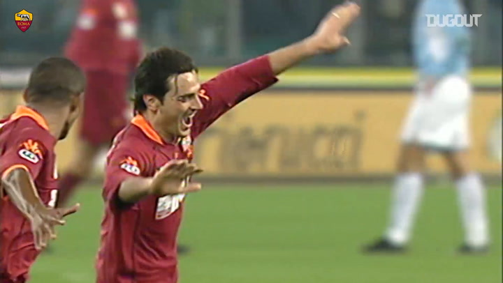 Rome Derby: Top Five Derby Goals