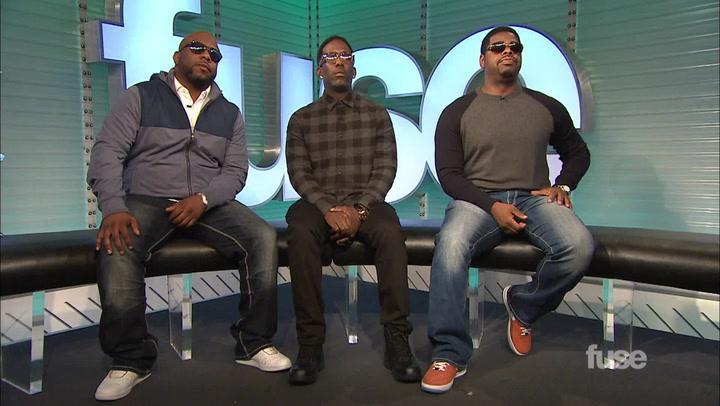 Interviews: Boyz II Men (November 2014)