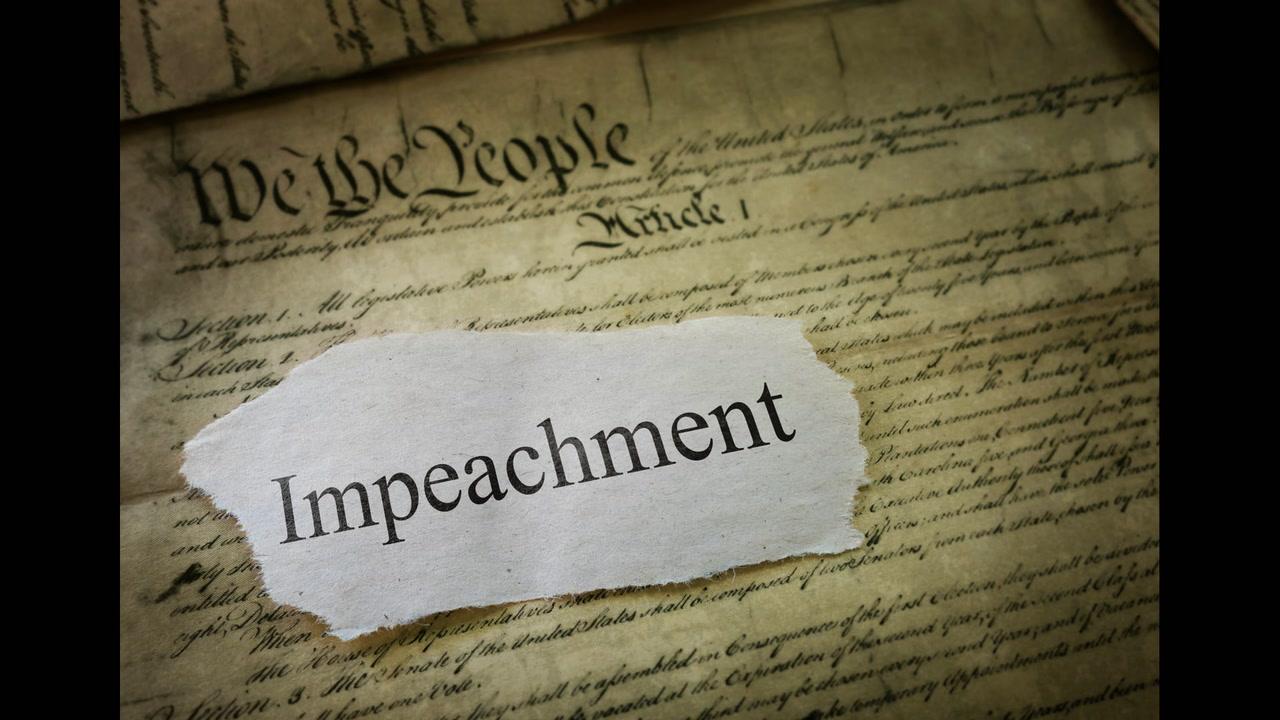 <em>L'ABC de la politique américaine #16</em>: la destitution du président [VIDÉO]