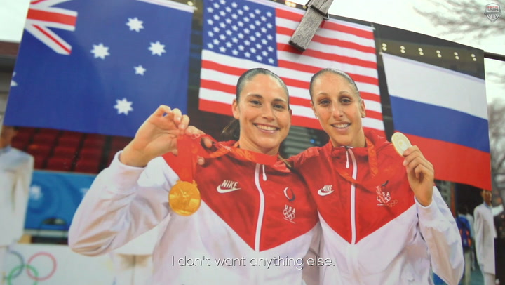 2008: USA Women Take Fourth-Straight Olympic Gold