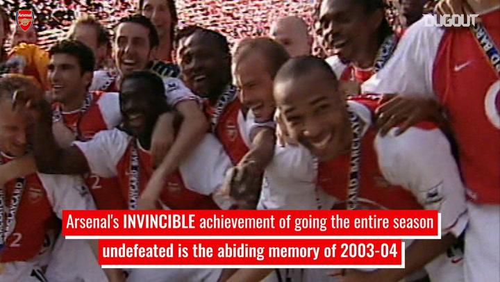 When Arsenal won the league at White Hart Lane