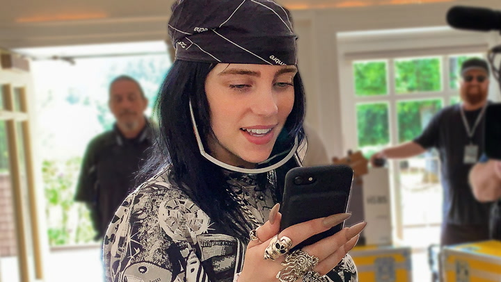 Billie Eilish Finally Opens Up About Discreetly Dating Again After Breakup With BF Brandon Adams