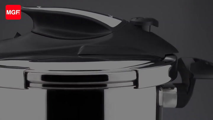 Preview image of Magefesa Nova Pressure Cooker, 6l video