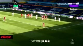 Controló y mandó un misil: Golazo de Helder Costa con el Leeds United del