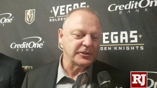 Gerard Gallant on the win over Chicago