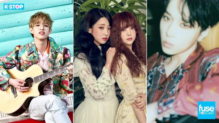 DAY6, Lovelyz, Junhyung, and T-ara Loses 2 Members: K Stop