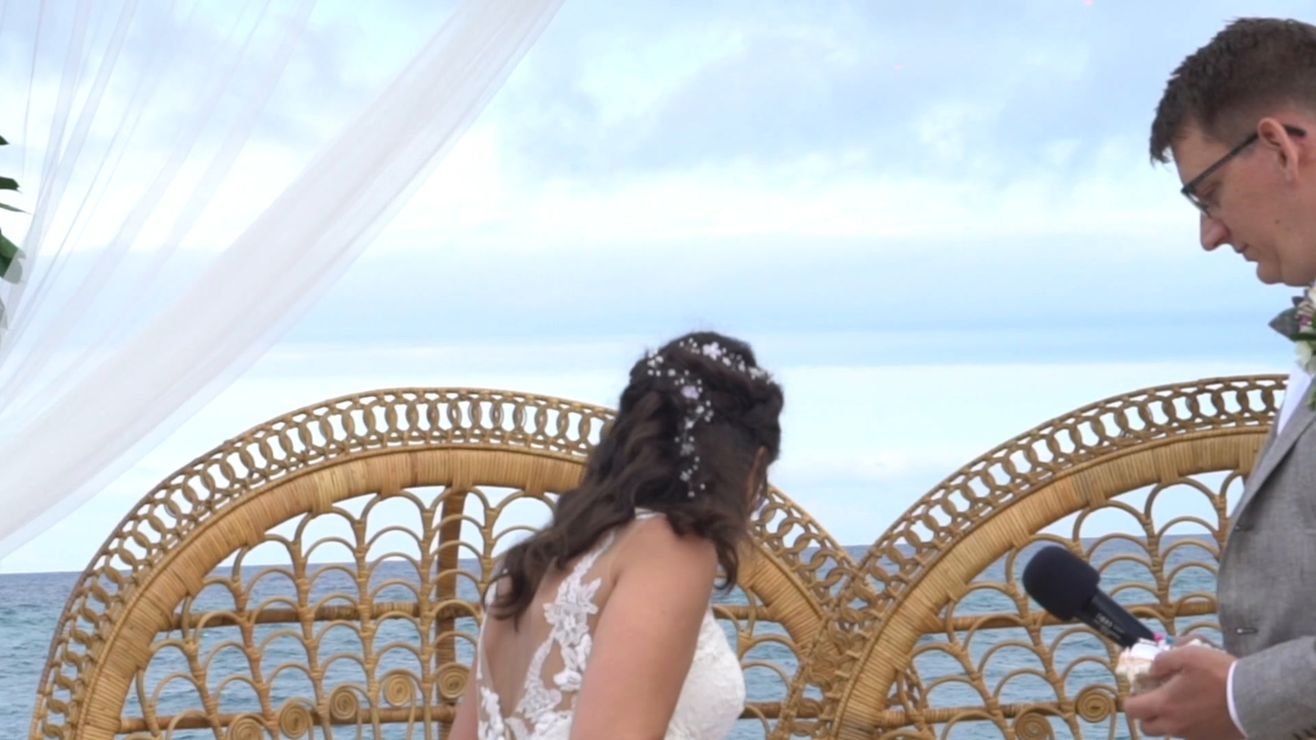 PAULA + MATHIAS | Lloret de Mar, Spain | Dblanc