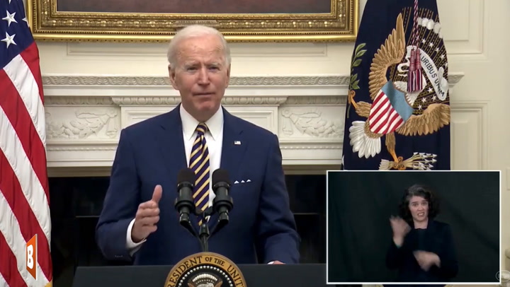 "Joe Biden: ""There's Nothing We Can Do to Change the Trajectory of the Pandemic in the Next Several Months"""