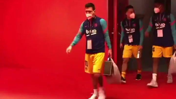 El Barça ya está en San Mamés