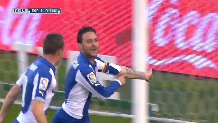 El Espanyol desea buena suerte a Sergio García