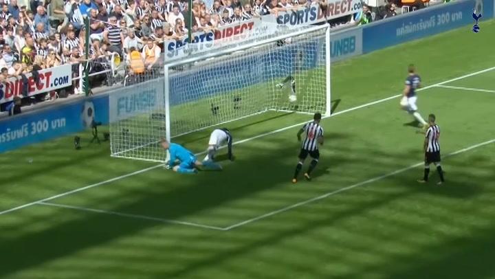 Spurs' best goals at Newcastle