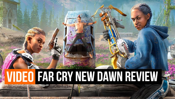 How To Find Your Character From Far Cry 5 In Far Cry New Dawn And Get Them As A Gun For Hire Gamesradar