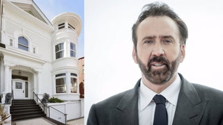 Nicolas Cage's Former SF Home: Own This 'National Treasure'
