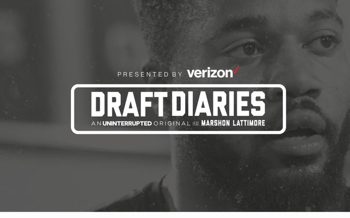 Draft Diaries: Marshon Lattimore | Ep. 3