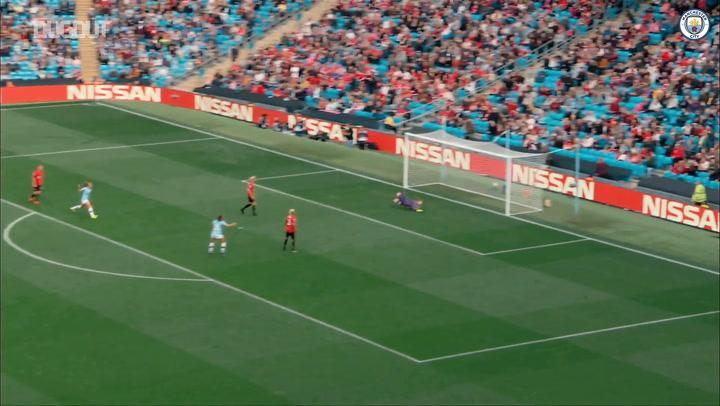Manchester City Kadın Takımının 2019-20 Sezonunda Attığı En İyi Goller
