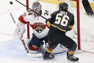 Golden Edge: Golden Knights Defeat the Panthers 5-2