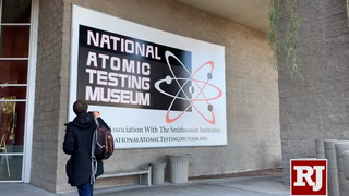The National Atomic Testing Museum is a Blast