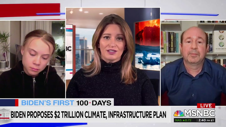 Thunberg: Green New Deal 'Very Far From Being Enough' -We Can't Negotiate with the Laws of Physics