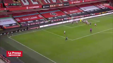 Sheffield United 1 - 3 Tottenham (Premier League)