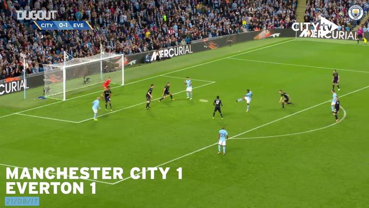 Top cinco gols de Sterling pelo Manchester City