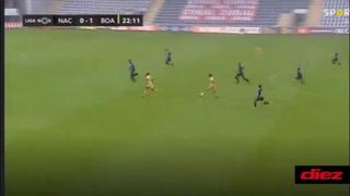 Boavista dejó escapar el triunfo en el último minuto; Benguché debutó y Róchez también jugó