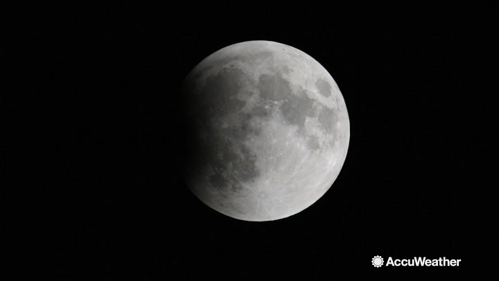 Thunder Moon to pass through Earth's shadow on Tuesday during