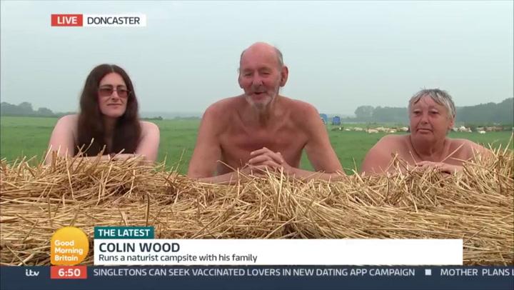 Nudist videos family free Naked gatherings