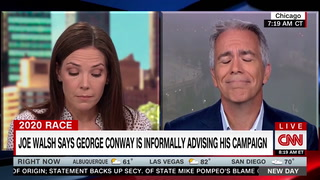 Joe Walsh: 'I Would Be Honored to Have George Conway's Support'
