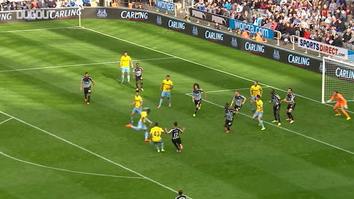 Wilfried Zaha sinks Newcastle United on Crystal Palace return