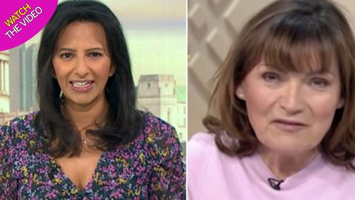 Lorraine hit with Ofcom complaints over 'misleading' pictures