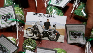 Family of teen in motorcycle crash overwhelmed by his decision to donate organs
