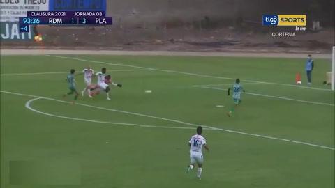Real de Minas 1-4 Platense (Liga Salvavida)