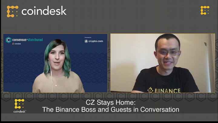 CZ Stays Home: The Binance Boss and Guests in Conversation